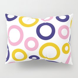 Froot Loops 01 Pillow Sham