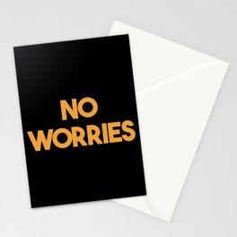 No Worries | Australian Slang  Stationery Cards