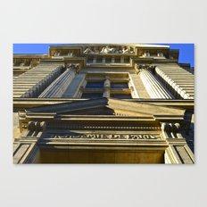 Academie De Paris Canvas Print