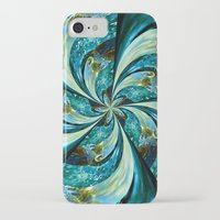 novelty iPhone & iPod Cases featuring Water Wheel by Moody Muse
