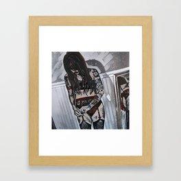Still His Framed Art Print