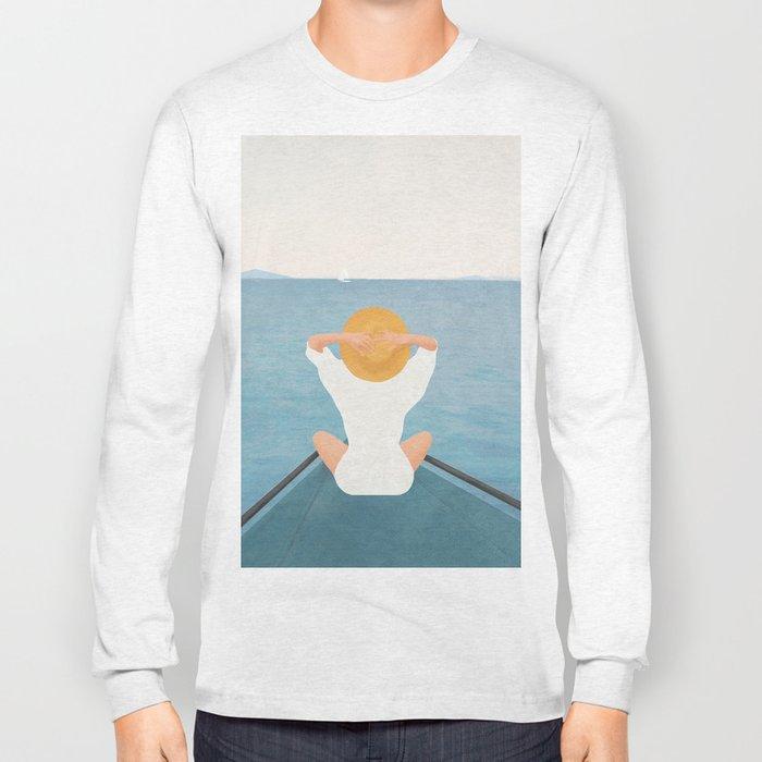 Summer Vacation I Long Sleeve T-shirt