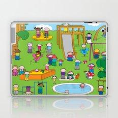 Playground  XL Laptop & iPad Skin