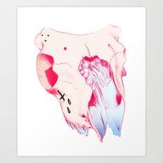 SKULL/ Art Print