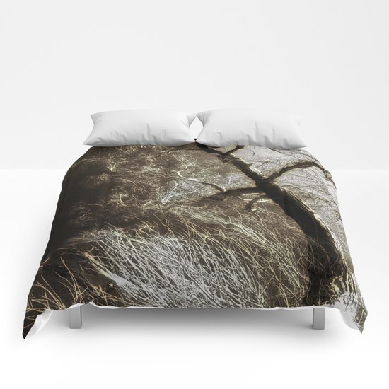 Beyond The Eyes Comforters