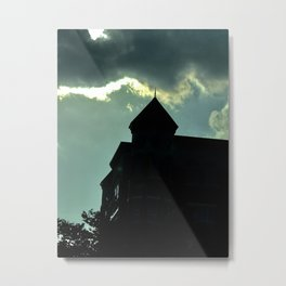 Midnight Day Metal Print