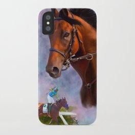 American Pharoah iPhone Case