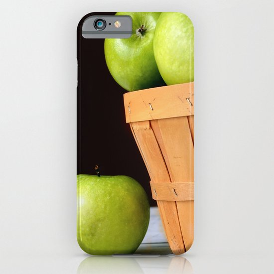 Granny Smith green apples iPhone & iPod Case