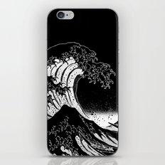 Hokusai, the Great Wave iPhone & iPod Skin