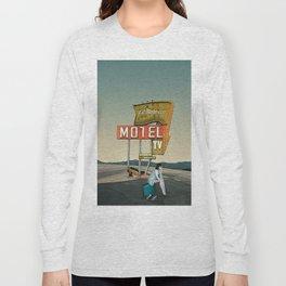motel solitude Long Sleeve T-shirt