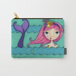 Jewel of the Sea Carry-All Pouch