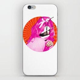 Unbroken (Hotel Baby) · Crop Circle iPhone Skin
