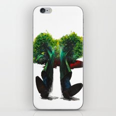 BROCCOLI iPhone & iPod Skin