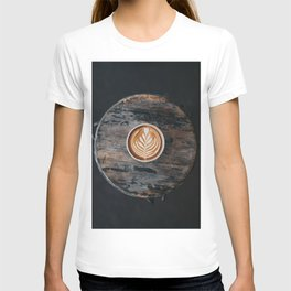 Delicious Coffee Latte T-shirt