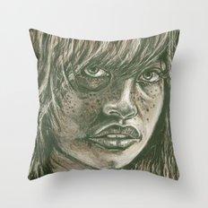 pecas2 Throw Pillow