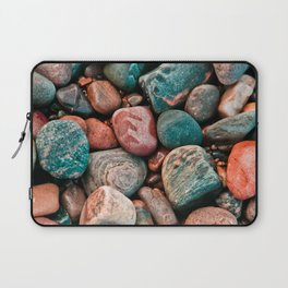 Pebbles of Isle of Skye Laptop Sleeve