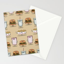 BFF: Meal Deal Stationery Cards