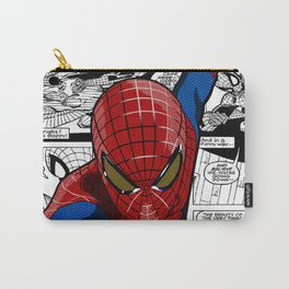 Spider-Man Comic Carry-All Pouch