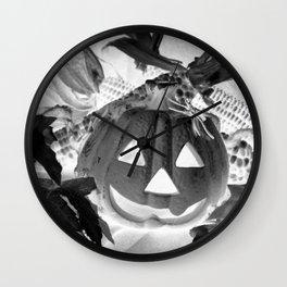 Spook-A- Licious! Wall Clock
