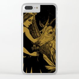 Xenia Clear iPhone Case
