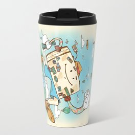 Mr Globetrotter Travel Mug