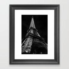 lumière Framed Art Print