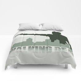 The Walking Dead Comforters