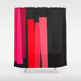 Fences Shower Curtain