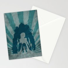 Bioshock 2 - Delta and Eleanor Stationery Cards