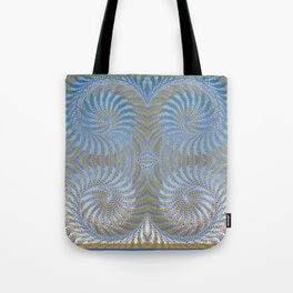 Egyptian Butterfly Tote Bag