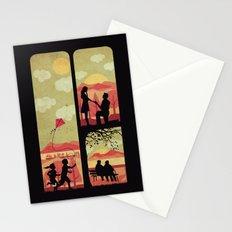 Together always Stationery Cards