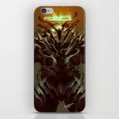 Sun King iPhone & iPod Skin