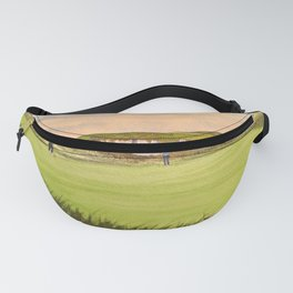 Royal Portrush Golf Course 5th Hole Fanny Pack