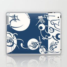 Musical Mania Laptop & iPad Skin