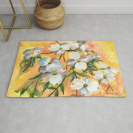 Can You Feel Spring ? Rug