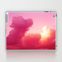 The battle of the light and shadow Laptop & iPad Skin
