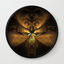 Hive - Designed for leggings Wall Clock