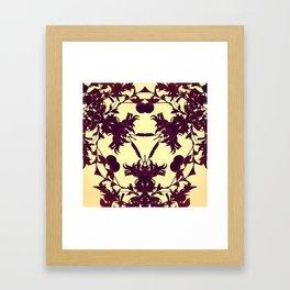Serie Klai 008 Framed Art Print