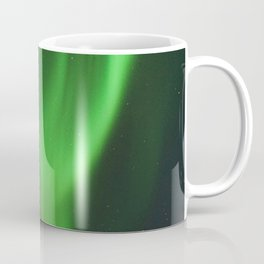 The Pattern of Aurora Light Coffee Mug