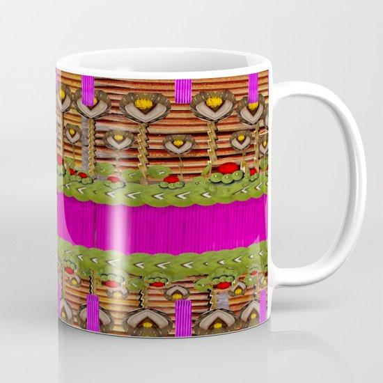 Silence In the Garden Coffee Mug