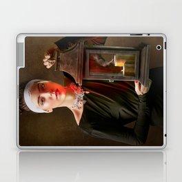 Girl with a Lantern Laptop & iPad Skin