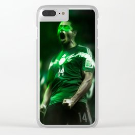 CHICHARITO POWER Clear iPhone Case
