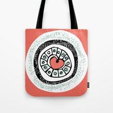 Loveburst Tote Bag