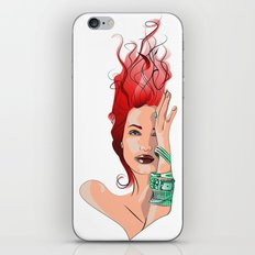Angelina iPhone & iPod Skin