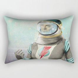 Stardust to Stardust Rectangular Pillow