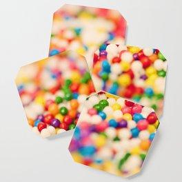 Pretty Sprinkles Coaster