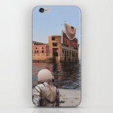 Empty Palace (Trump) iPhone & iPod Skin