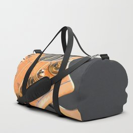 Morphed Electric Bass Duffle Bag