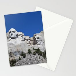 Mount Rushmore Stationery Cards