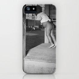 In The Ghetto iPhone Case